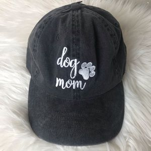 David & Young | Distressed DOG MOM Hat NWT